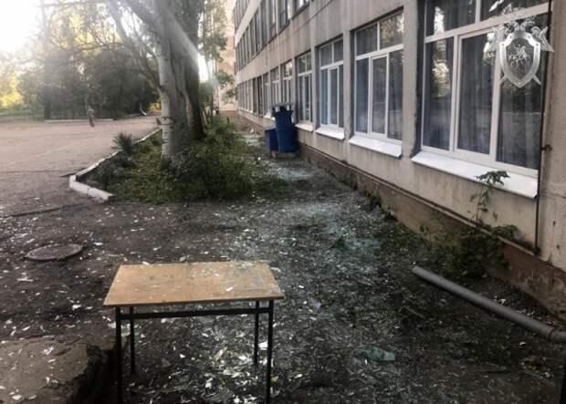 После трагедии студентам техникума в Керчи запретили рюкзаки (ФОТО)