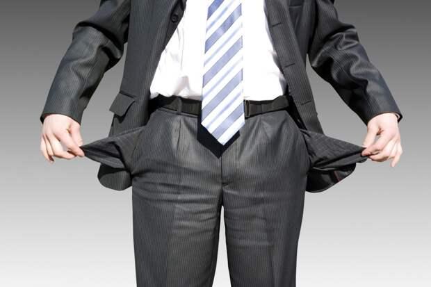 Мой новый муж оказался банкоротом