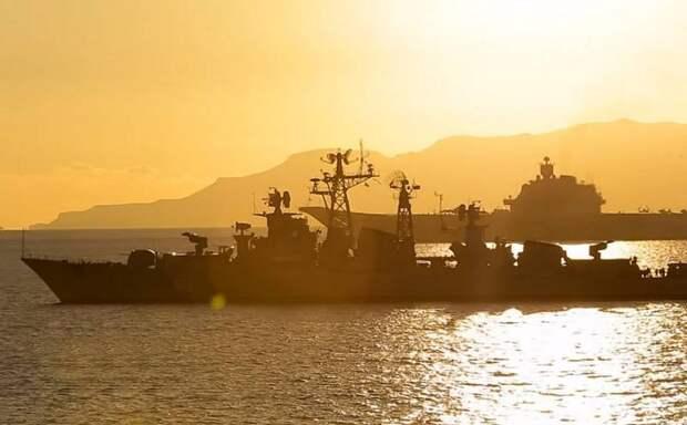 Breaking Defense: Россия изменила правила игры в Восточном Средиземноморье
