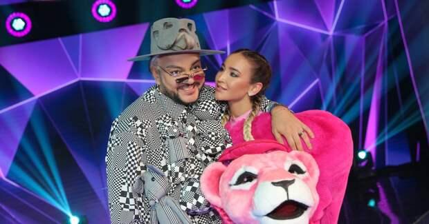 Оказавшаяся Розовой Пантерой Бузова «обиделась» на Киркорова