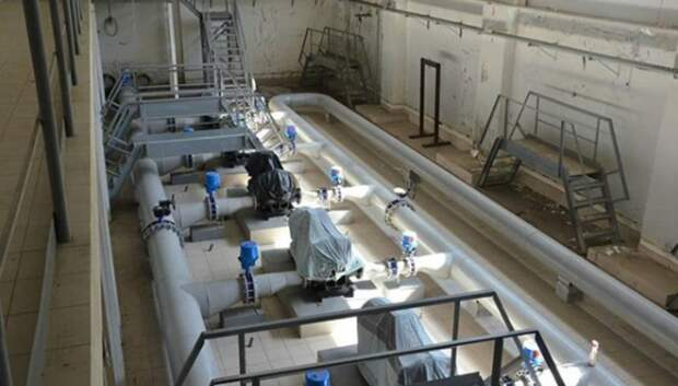 Более 30 водозаборных узлов модернизировали и построили в области с 2018 г
