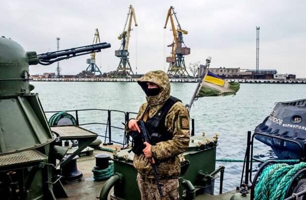 Немцы уже не скрывают своих планов взять под контроль Азовское море