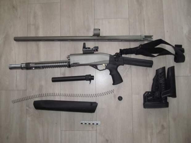 В Ижевске задержали одного из подозреваемых в стрельбе из окна дома
