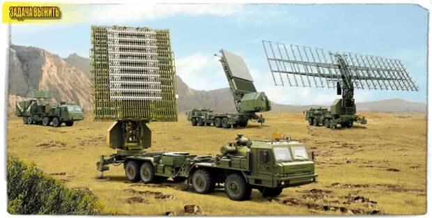 """Российские инженеры совершили прорыв - создан первый в мире РОФАР-радар. """"Задача выжить"""""""