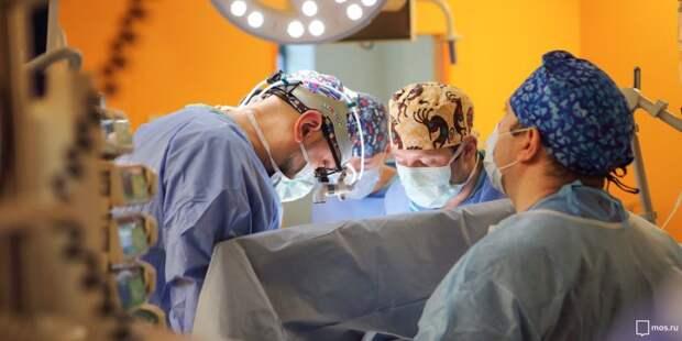 Врачи онкобольницы №62 провели сложную и редкую операцию пациентке с раком