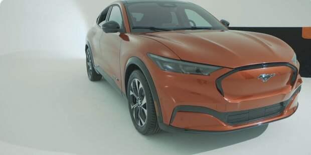 Картинки по запросу Ford Mustang Mach E