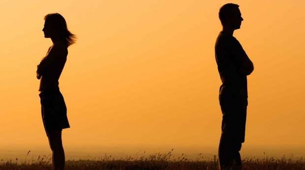 8 симптомов того, что браку пришел конец