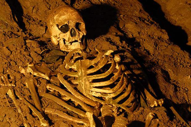 Ученые нашли жертву загадочного убийства 2000-летней давности
