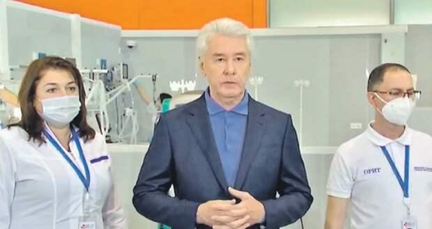 В госпитале на ВДНХ заработала уникальная реанимационная система
