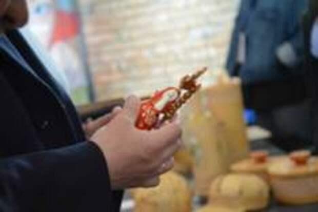 Открыт приём заявок на окружной этап Всероссийского конкурса «Туристический сувенир»