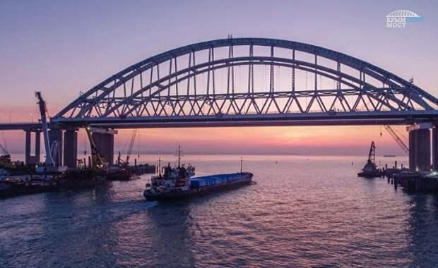 Власти полуострова удивились тому, что случилось из-за Крымского моста