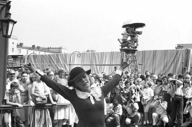 9 забавных и редких фото со съемок советских фильмов