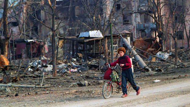 Чечня как зеркало. Гражданской войны в Кремле