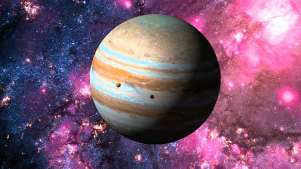 10 интересных фактов о Юпитере.