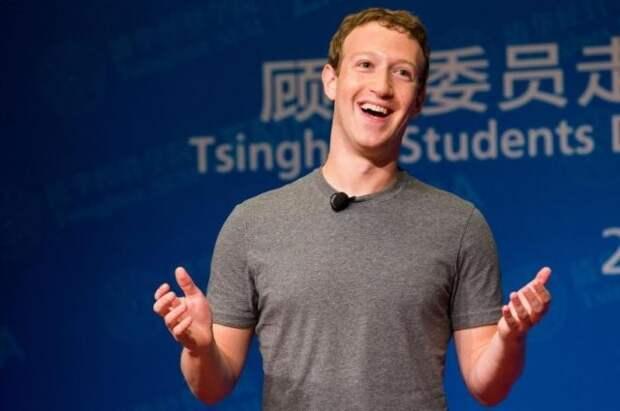 Цукерберг мог повлиять на власти США в вопросе блокировки TikTok - WSJ