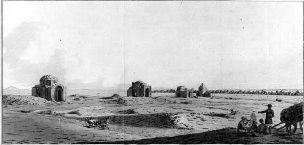 Маджары: золотоордынский город