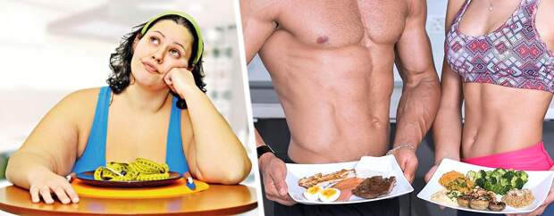 Почему здоровые люди толстеют? 5 причин лишнего веса