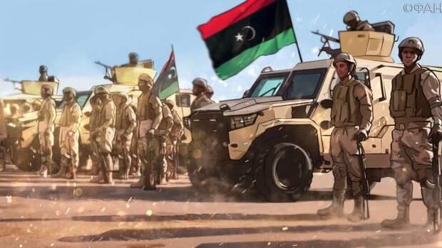 Представитель ЛНА раскрыл подробности вмешательства Турции в ливийский конфликт