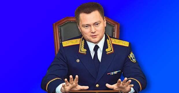 3 главных факта о новом генпрокуроре Игоре Краснове