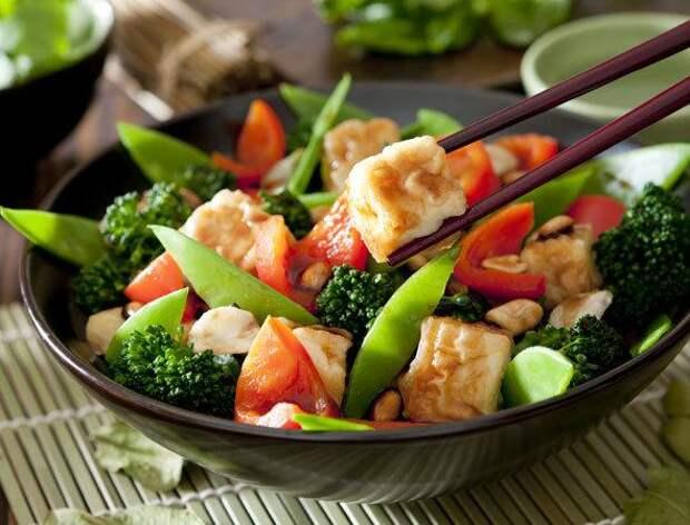 Что приготовить с тофу, 8 рецептов