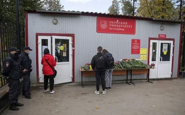 Пермского стрелка Тимура Бекмансурова арестовали на два месяца