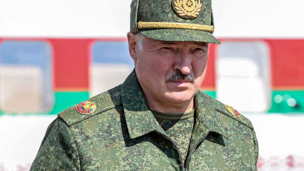 """Лукашенко заявил о существовании центров на Украине, где обучают """"работе по Беларуси"""""""