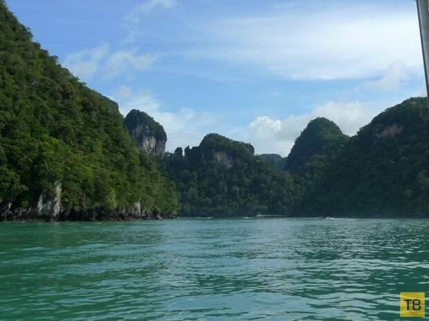 Топ 10: Самые красивые острова (10 фото)