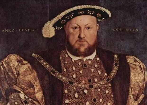 10 малоизвестных фактов о Генрихе VIII – самом любвеобильном короле Англии