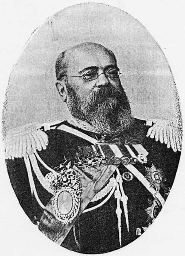 Как при царе-миротворце Александре III мы отвечали на английские провокации