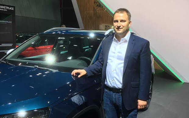 Новый Rapid, Karoq и не только! Интервью главы Skoda в России