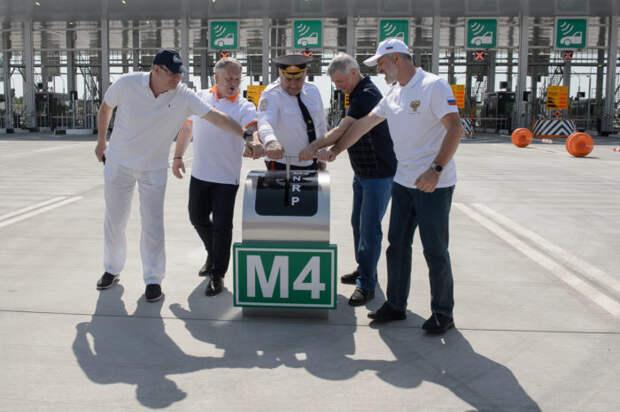 Ура! На трассе М-4 «Дон», наконец, открыт обход Павловска и села Лосево