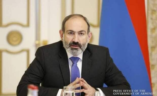 Пашинян указал на«крупную победу» армянской дипломатии