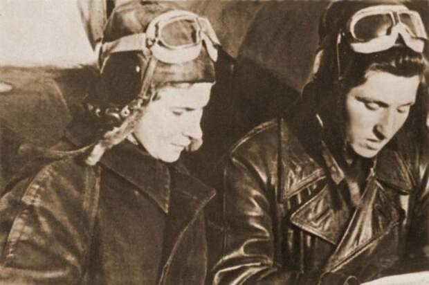 Семь летчиц-героинь, которые были участницами Великой Отечественной войны