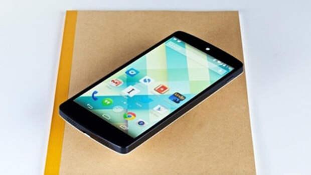 Стала известна цена и дата начала продаж Nexus 5