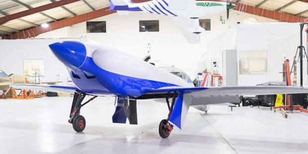Британский электрический самолет Rolls-Royce успешно прошел наземные испытания