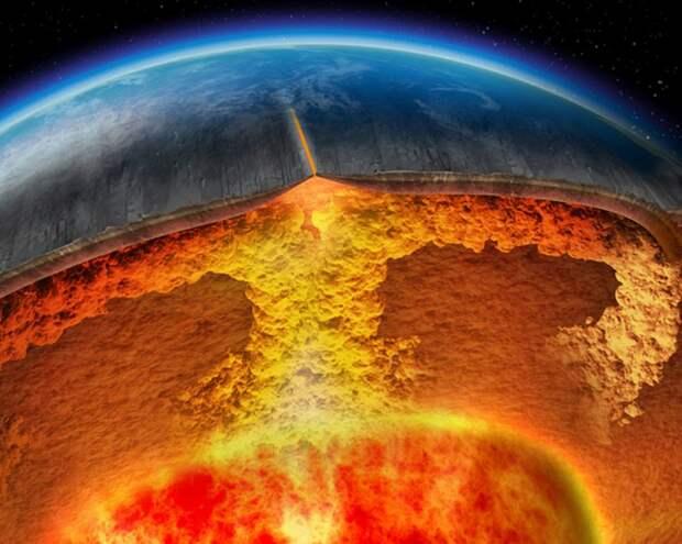 Почему Йеллоустоунский супервулкан так опасен для жителей Земли