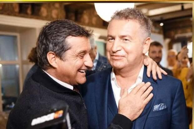 """""""Варум, прости"""": Кушанашвили заявил, что в молодости кутил с Агутиным в компании пожилых женщин"""