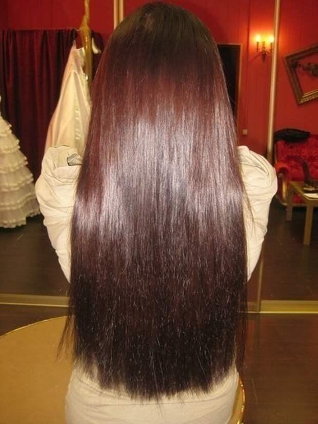 Маска для волос. Даже 1-кратное применение дает потрясающий результат!