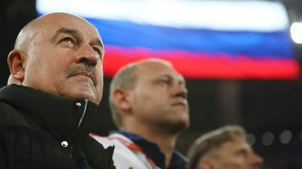 «Рассчитываем, что главные победы — впереди!» Черчесов — о юбилее своего тренерского штаба