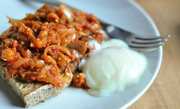 Томатно-луковый соус