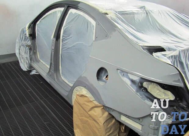 Окрашиваем автомобиль в камуфляж самостоятельно