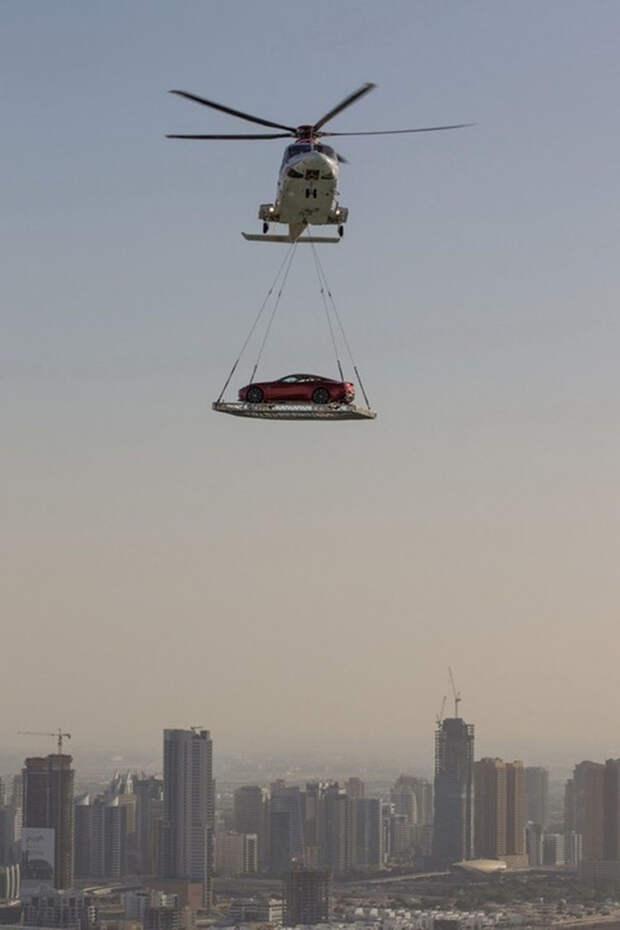 Блеск Дубая: сумасшедшая и немного смешная роскошь