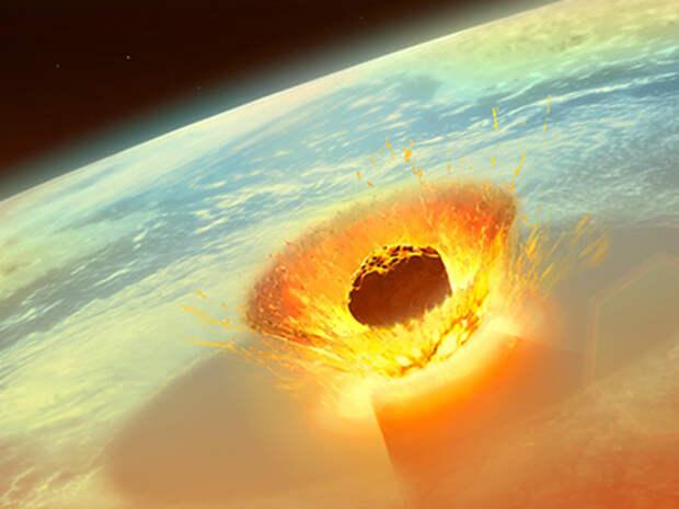 Крупный астероид мчится к Земле с огромной скоростью