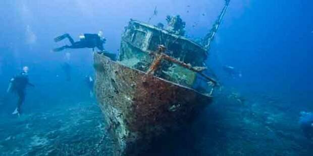 уникальное судно с непростой историей