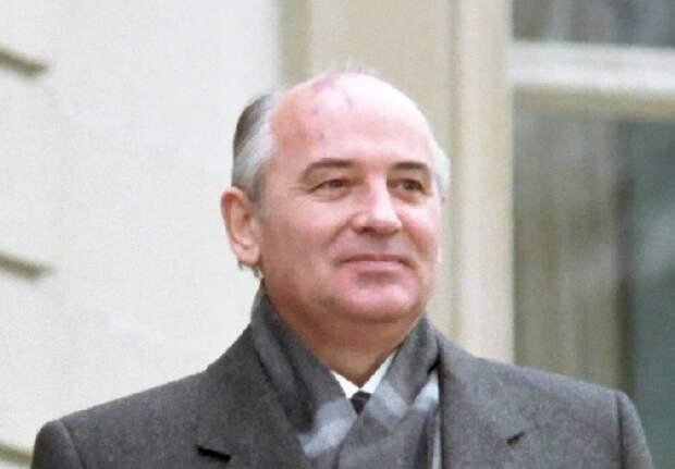 Перестройка Горбачёва: была ли она диверсией Запада