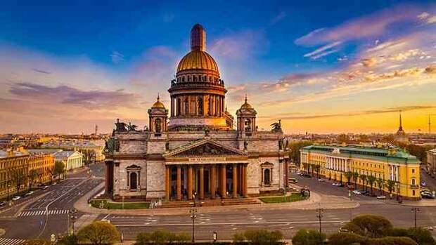 Столица мира находится в России