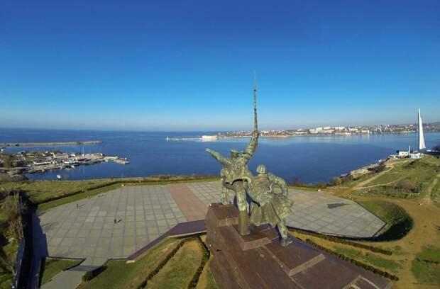 Эксперт назвал проект на мысе Хрустальном плевком в защитников Севастополя