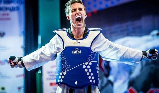 Карельский тхэквондист завоевал серебро наЧемпионате Европы