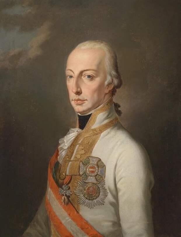 Император Франц I Австрийский