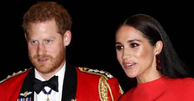 Меган Маркл и принц Гарри нашли работу в Netflix
